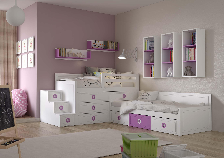 Compacto 3 dlpmobiliario fabricante de dormitorios - Fabricantes de dormitorios juveniles ...