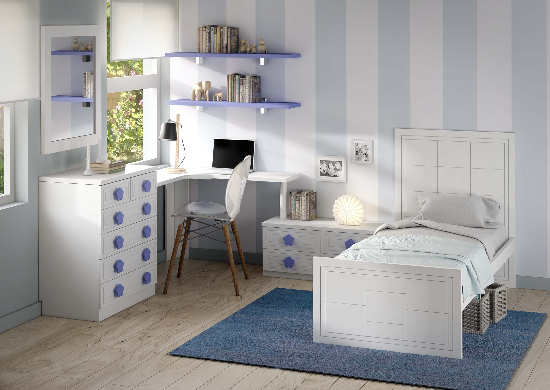 Dlpmobiliario fabricante de dormitorios juveniles en toledo otro sitio realizado con wordpress - Dormitorios juveniles en merkamueble ...