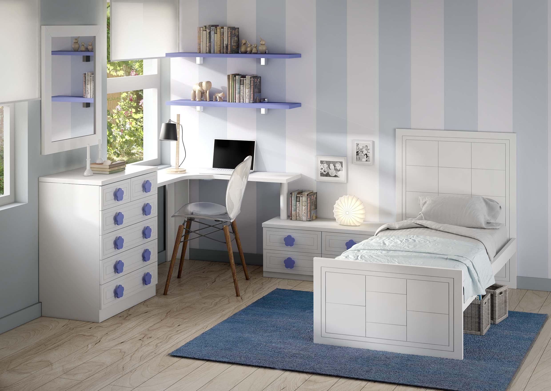 Dlpmobiliario fabricante de dormitorios juveniles en for Dormitorios juveniles modernos precios