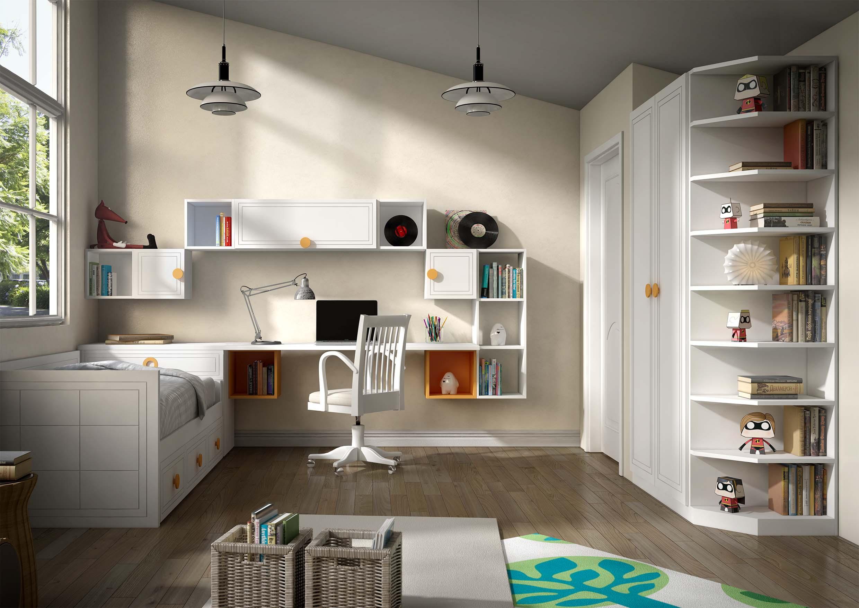 Compacto 8 dlpmobiliario fabricante de dormitorios - Fabricantes de dormitorios juveniles ...